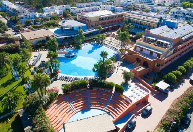 Esperia Palace Hotel Mare Italia