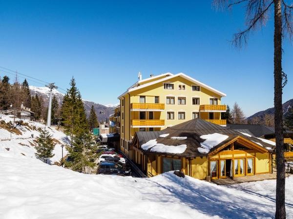 Park Hotel Folgarida Montagna Italia - Inverno