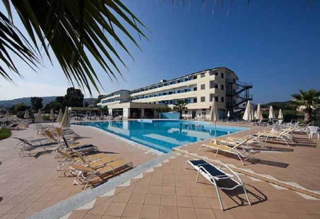 Club Esse Costa dello Ionio Mare Italia