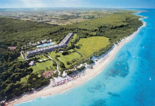 VOI Alimini Resort Mare Italia
