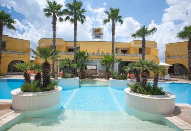 Club Costa D'Oriente Mare Italia