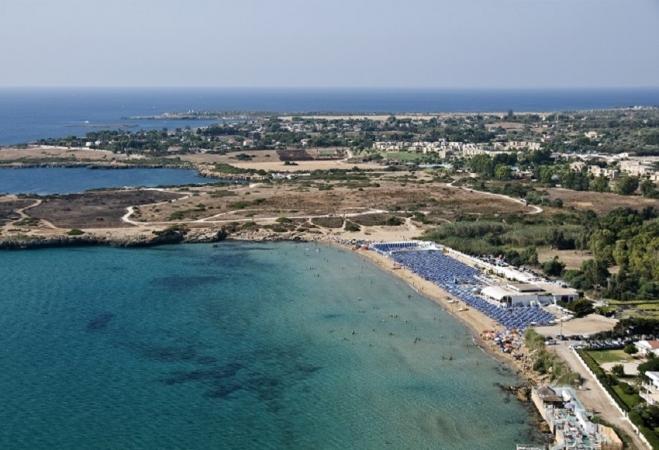 VOI Arenella Resort Mare Italia