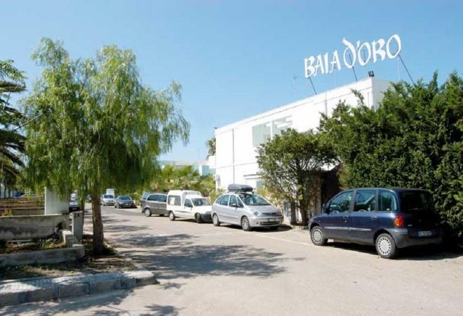 Residence Baia D'oro Mare Italia