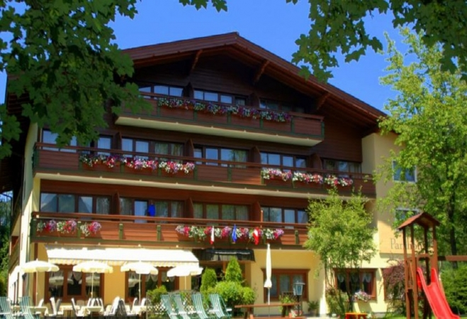 Parkhotel Kirchberg Montagna Austria Estate