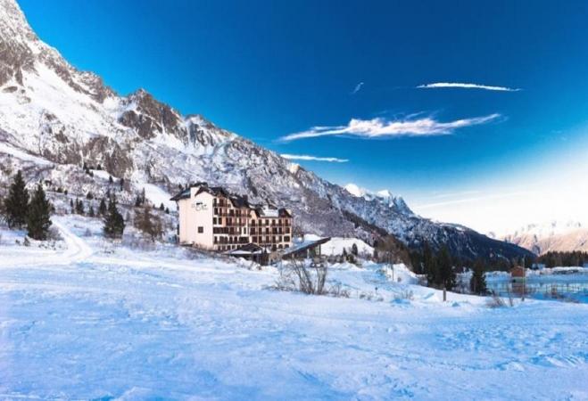 Hotel Piandineve Montagna Italia - Inverno