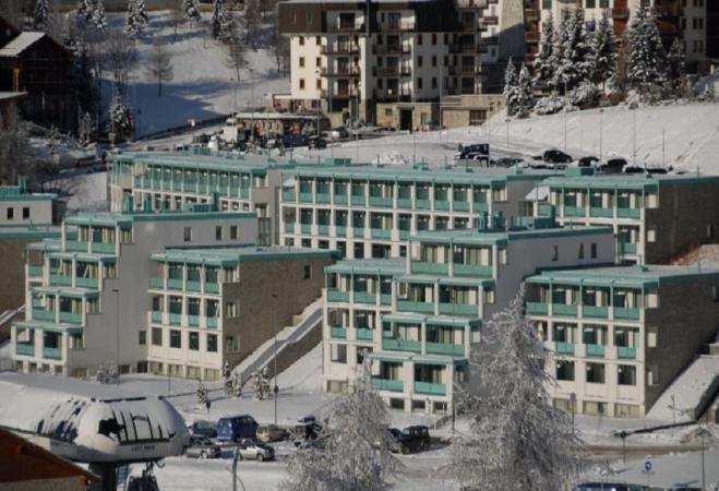 Villaggio Olimpico Sestriere Montagna Italia Estate
