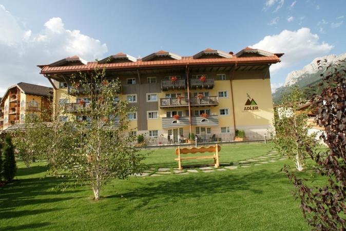 Hotel Adler - Family&Wellness Montagna Italia Estate