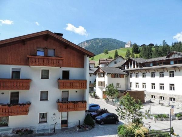 Chalet Hotel Diamant Montagna Italia Estate