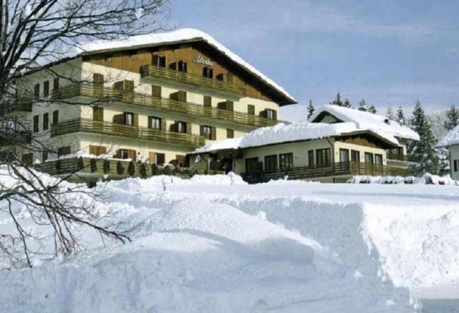 Residence Alaska Montagna Italia - Inverno