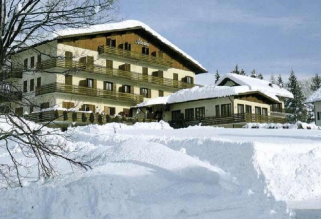 Residence Alaska Montagna Italia Estate
