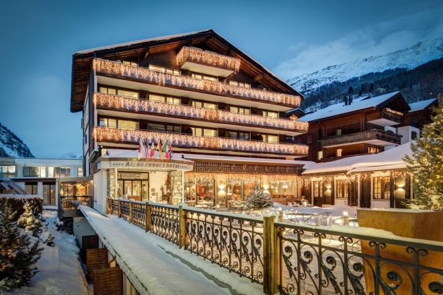 B. W. Plus Alpen Resort Hotel