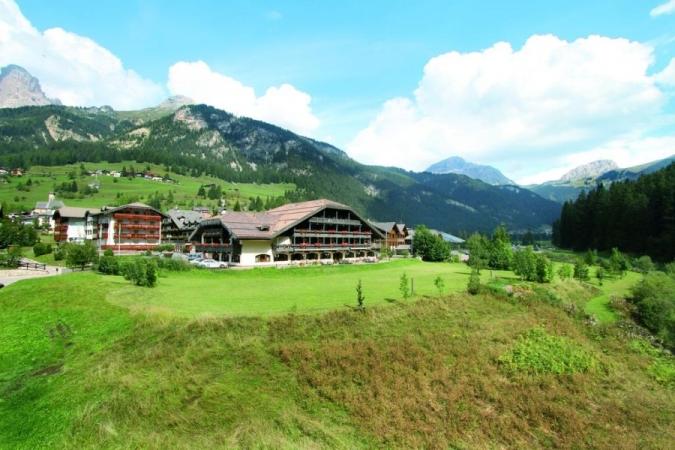 Park Hotel & Club Rubino Montagna Italia Estate