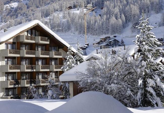 Hotel Ambassador Montagna Svizzera