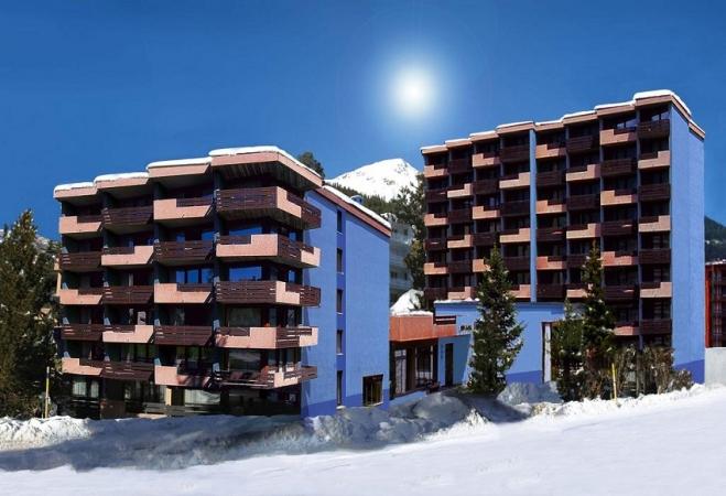Club Hotel Davos Montagna Svizzera Estate