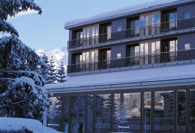 Hotel Laudinella Montagna Svizzera Estate