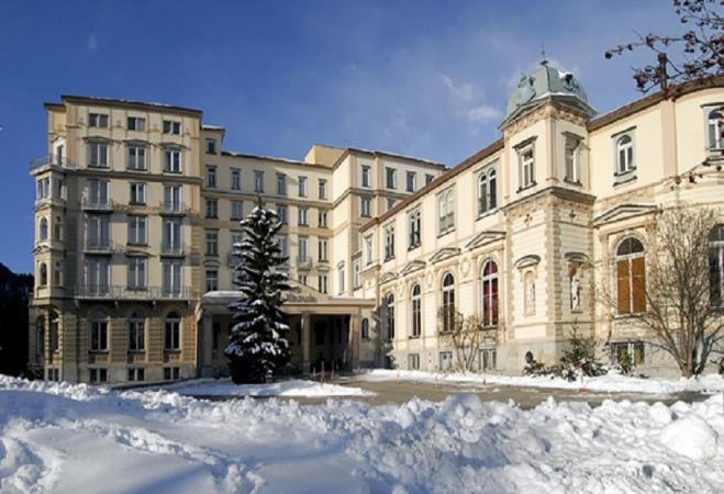 Hotel Reine Victoria Montagna Svizzera Estate