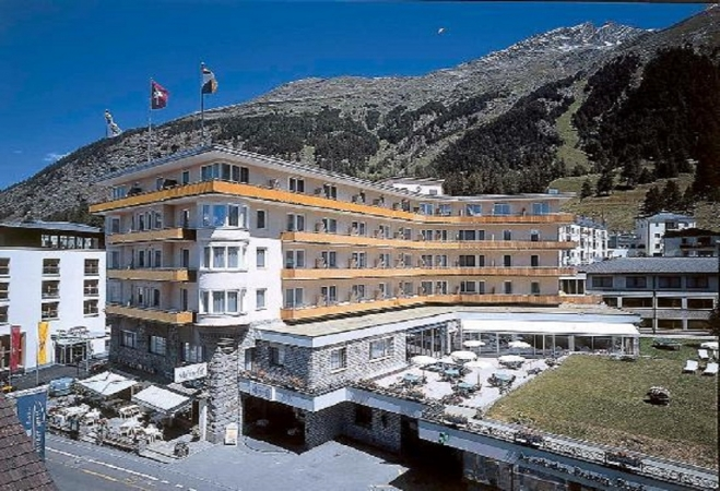 Hotel Schweizerhof Montagna Svizzera