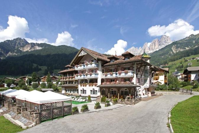 Park Hotel & Club Diamant Montagna Italia Estate