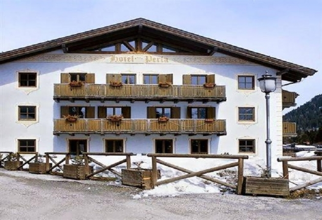 Hotel Perla Montagna Italia - Inverno