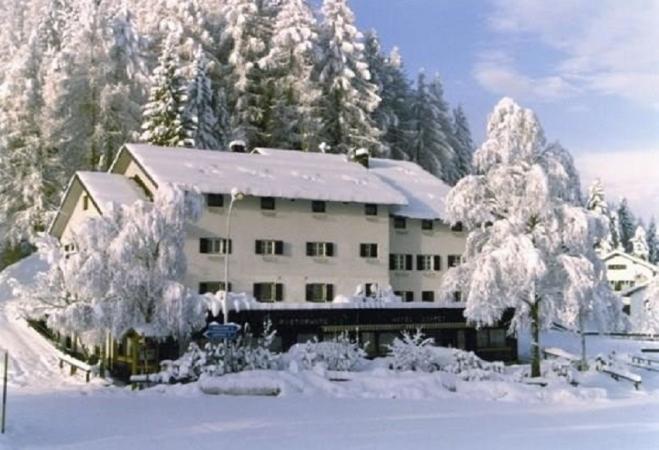 Hotel Compet Montagna Italia - Inverno