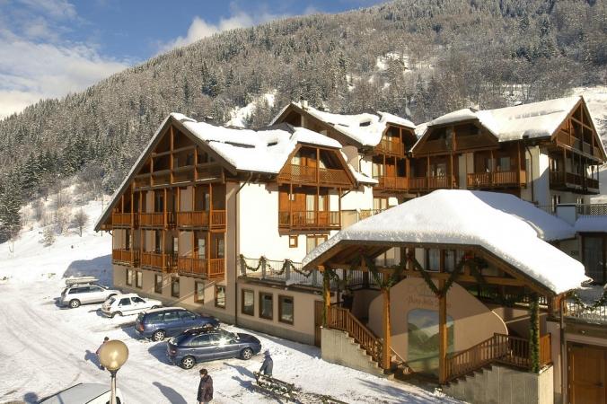 Hotel Domina Parco Dello Stelvio Montagna Italia Estate