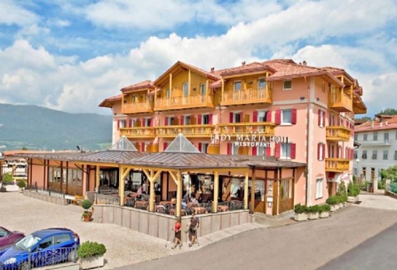 Trentino Hotel Mezza Pensione