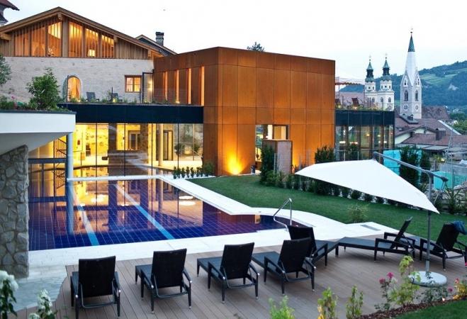 Hotel Grüner Baum Montagna Italia Estate