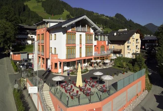 Hotel Schweizerhof Montagna Austria