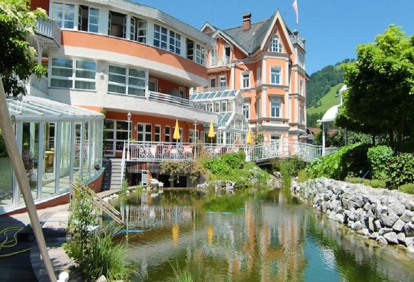 Hotel Garten Spa Erika