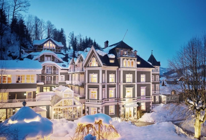 Hotel Garten Spa Erika Montagna Austria