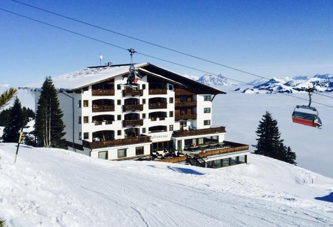 Hotel Ehrenbachhöhe Montagna Austria Estate
