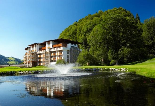 Hotel Grand Tirolia Montagna Austria Estate
