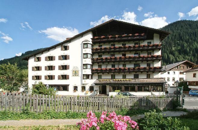 Hotel Arlberg Montagna Austria
