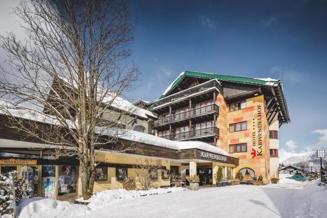 Hotel Karwendelhof Montagna Austria