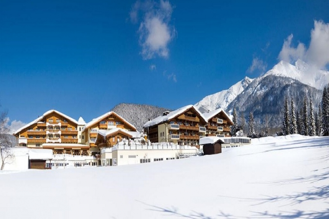 Alpenpark Resort Montagna Austria