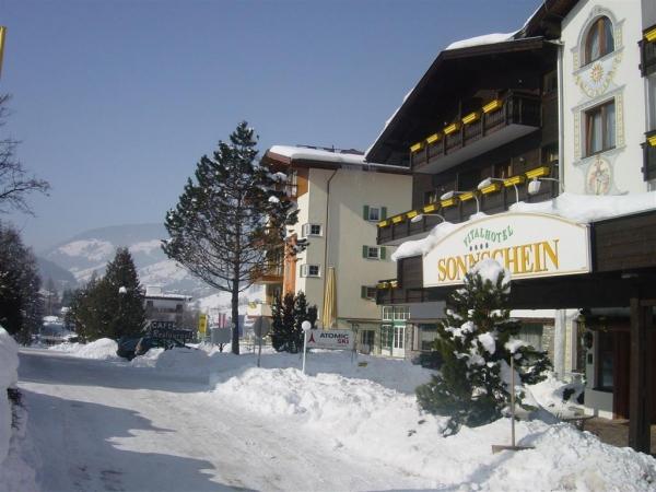 Hotel Sonnschein Montagna Austria Estate