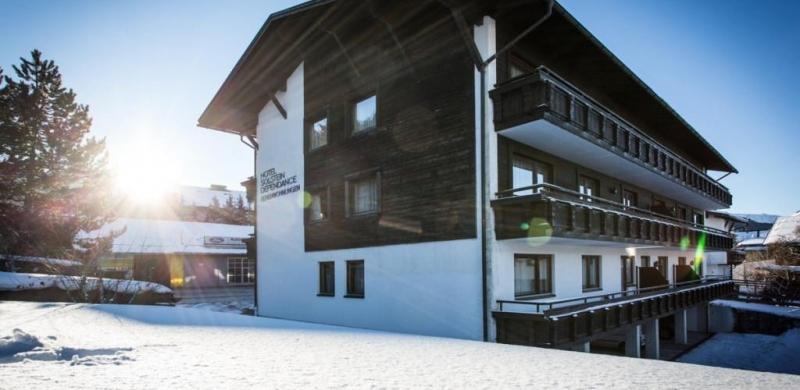 Hotel Solstein Montagna Austria