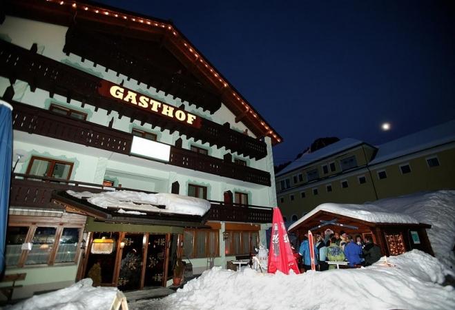 Gasthof Spullersee Montagna Austria