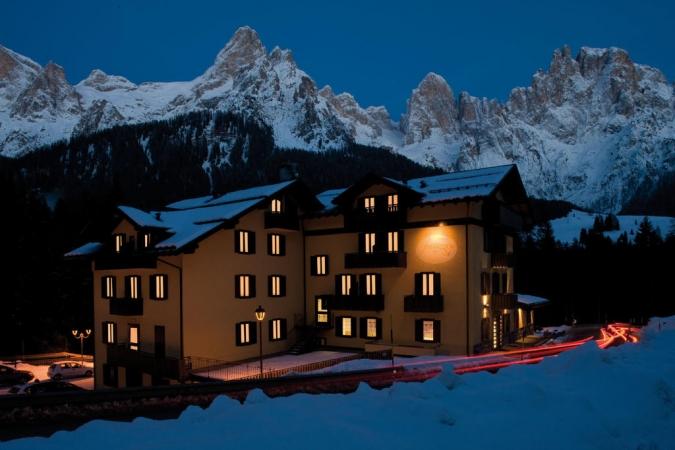 Hotel Fratazza Montagna Italia - Inverno