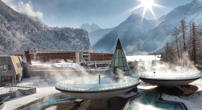 Hotel Aqua Dome Montagna Austria