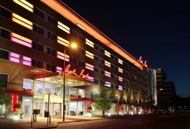 Hotel Berlin, Berlin Europa