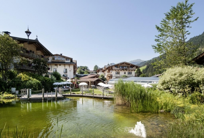 Hotel Elisabeth Montagna Austria Estate
