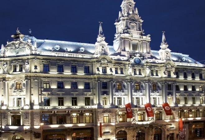 Hotel Boscolo Budapest Europa