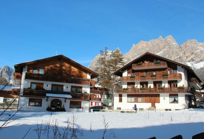 Uappala Hotel Capannina Montagna Italia - Inverno