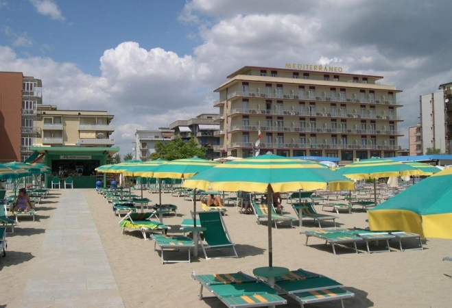 Hotel Mediterraneo Mare Italia