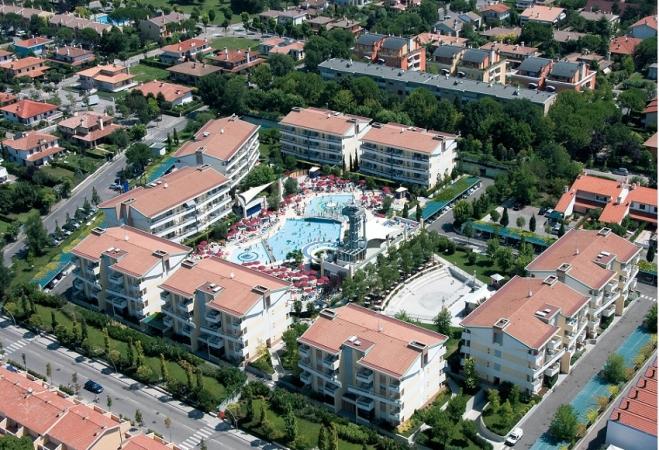 Aparthotel Planetarium Resort Mare Italia
