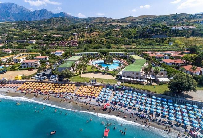 Residence La Castellana Mare Mare Italia