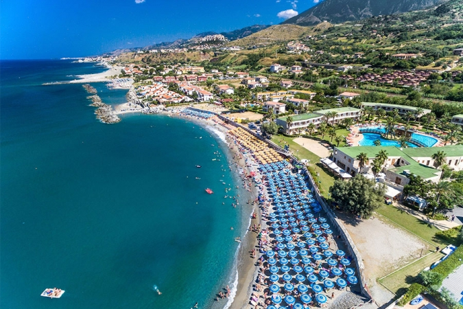 Residence La Castellana Mare Italia