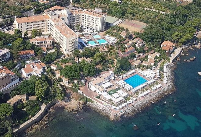 Hotel Domina Zagarella Mare Italia