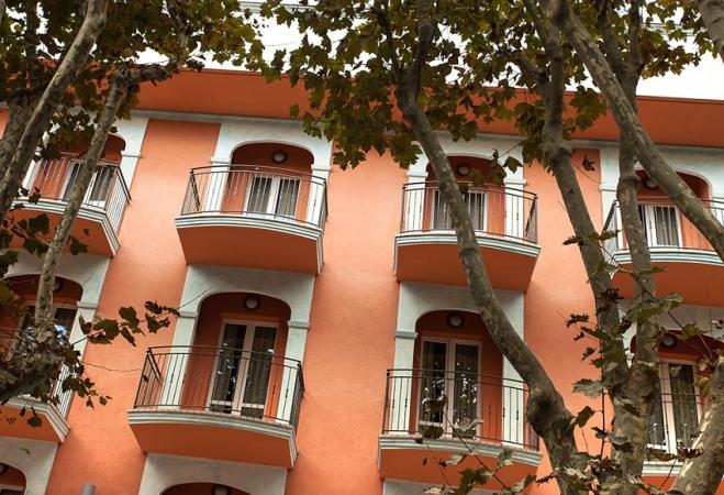 Hotel Aris Mare Italia